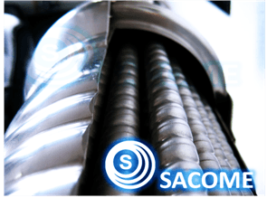 SACOME corrugated tube heat exchangers
